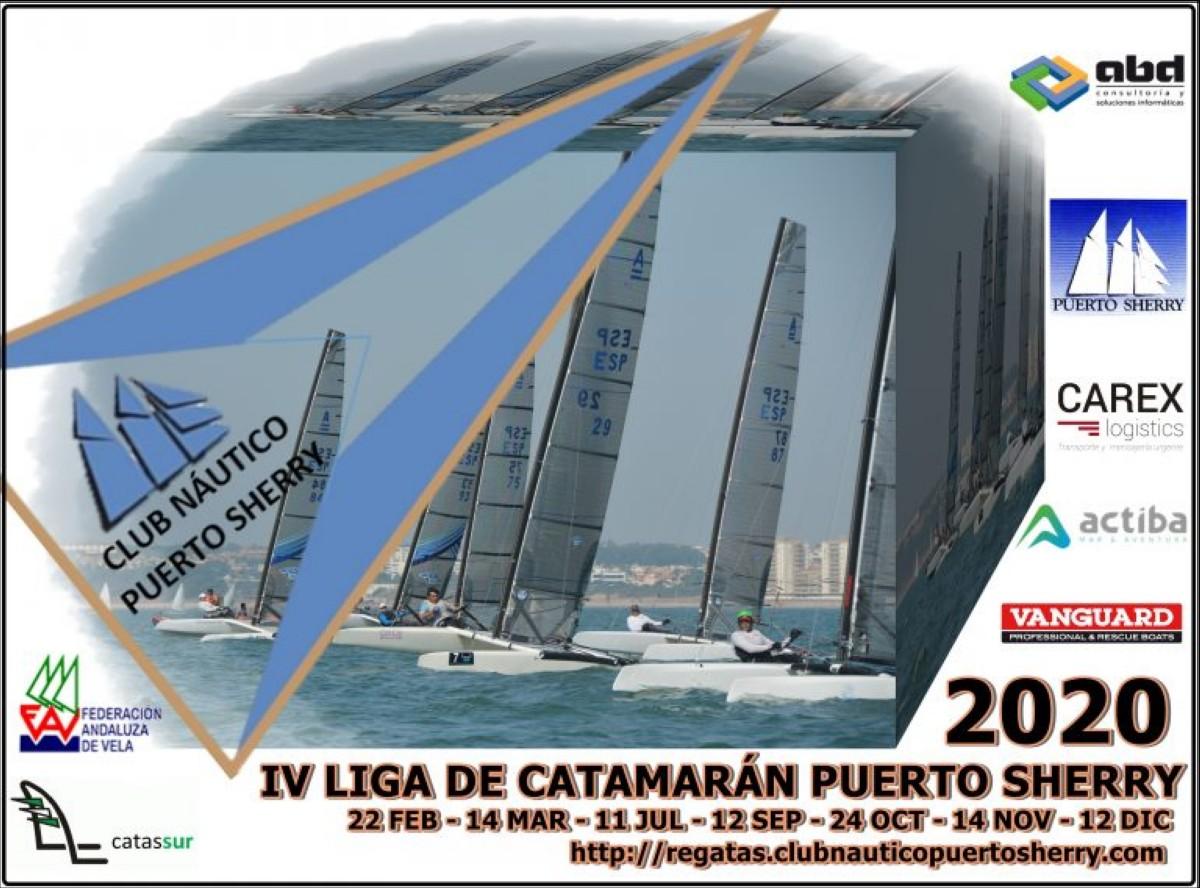 Ligas de Catamarán del CN Puerto Sherry