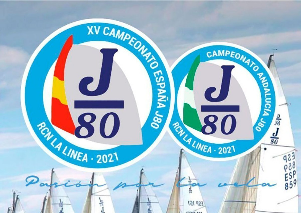 Los campeonatos de Andalucía y España de J/80