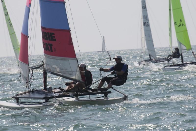 Los campeonatos de RS:X, FW, Raceboard y Catamarán Clase A
