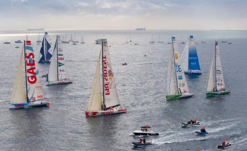 Los Pensamientos en la Barcelona World Race