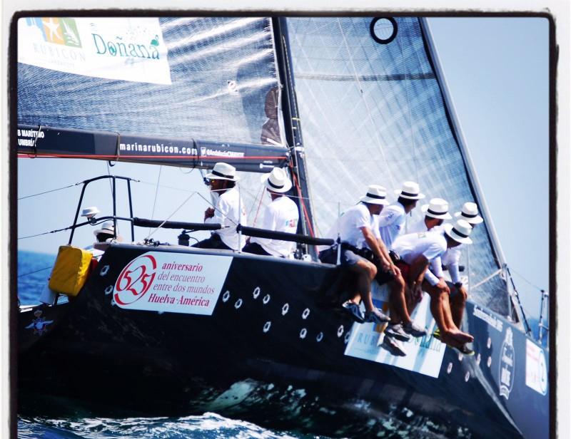 Marina Rubicón-Doñana gana la regata Huelva-La Gomera