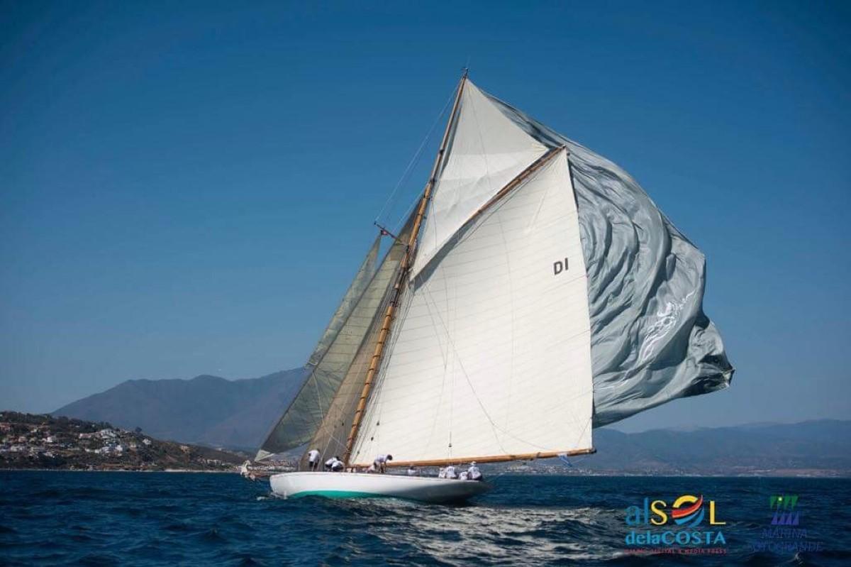 Mariska ganador de la I Marina Sotogrande Classic Week