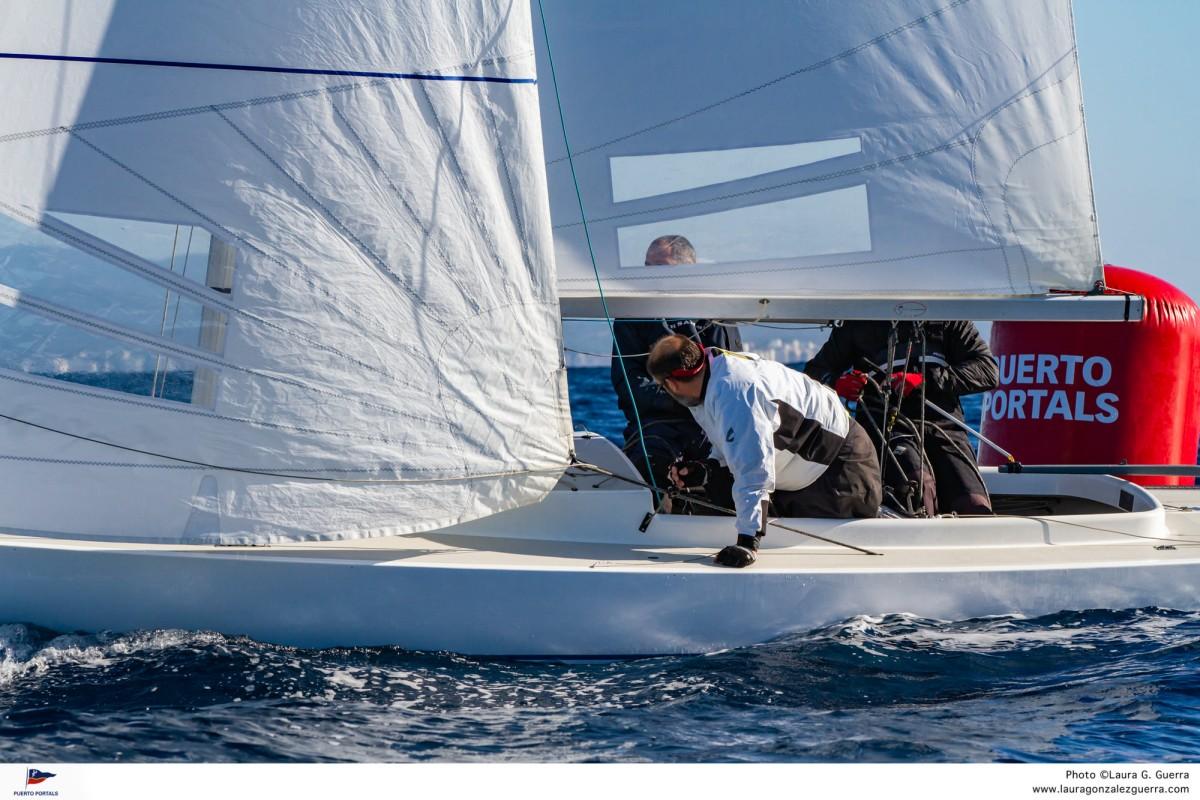 Míster Nova gana las IV Puerto Portals Dagon Winter Series