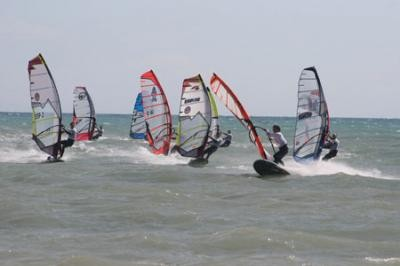 Nace en Tarifa el Saltwater Wind Club