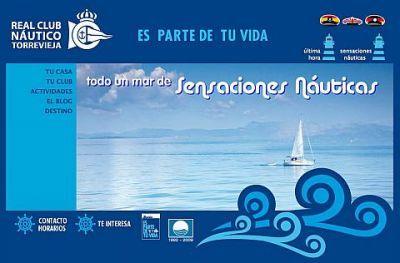 Las aguas de la bahía de Torrevieja y de la Isla Grosa acogerán el Trofeo Regata Estrella Polar