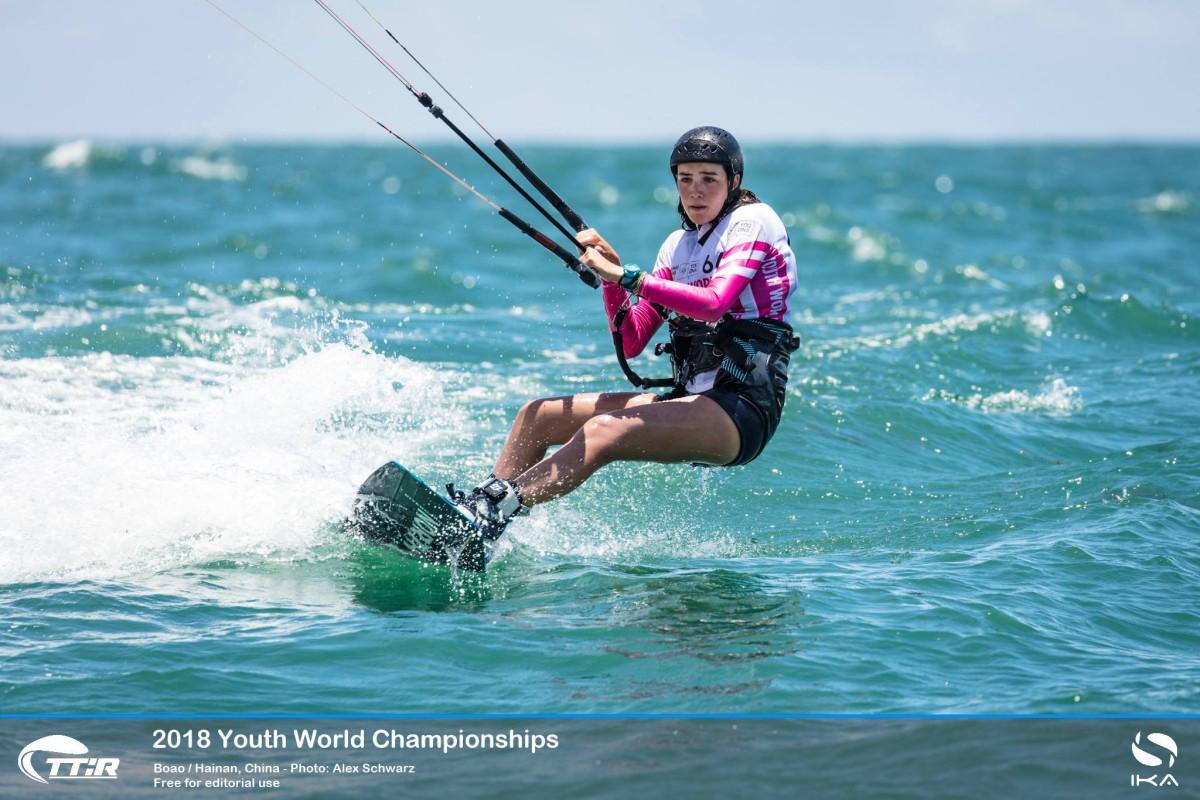 Nina Font conquista el mundial juvenil de TwinTip:Racing