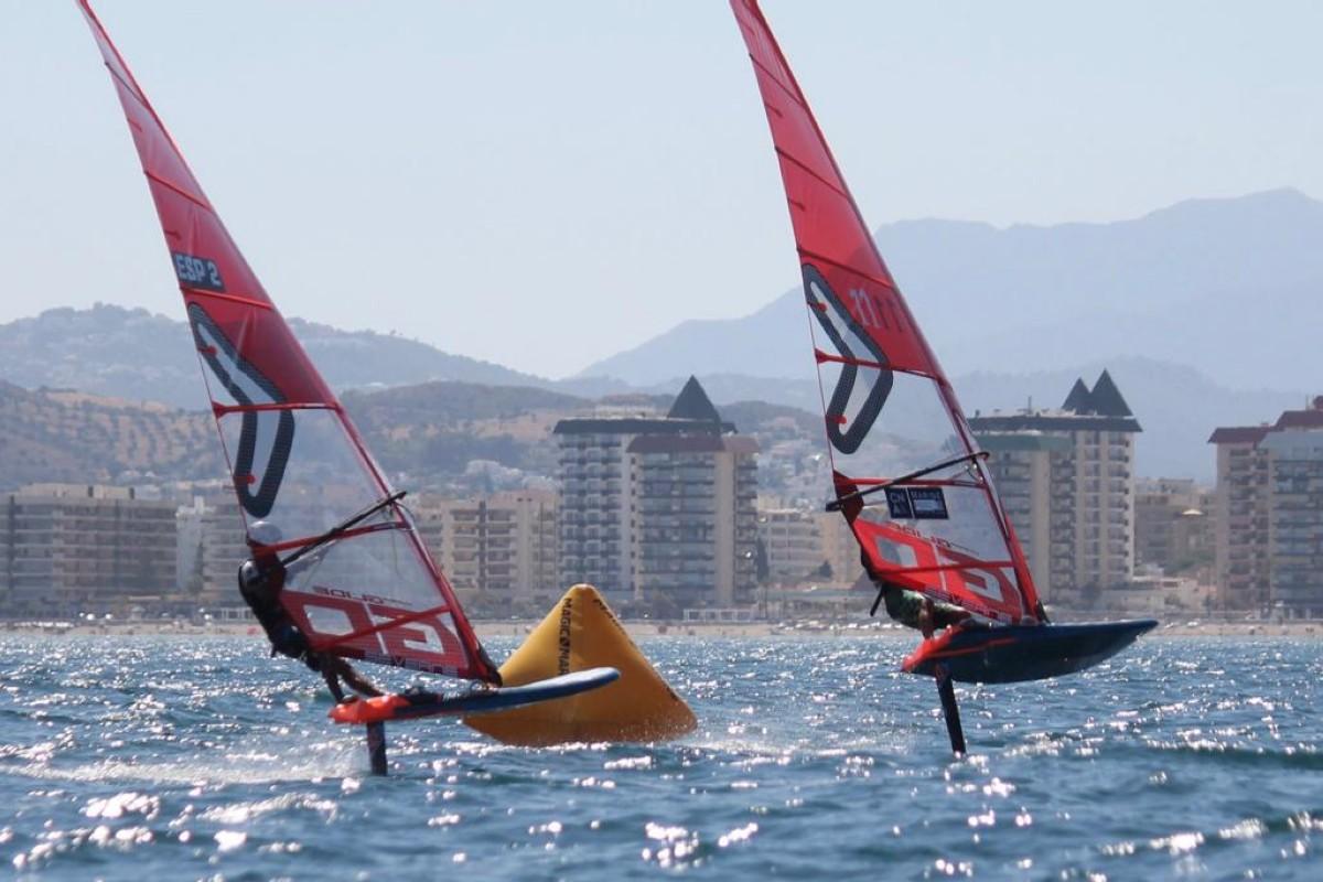 Nuevos campeones en la Copa de Andalucía de Windsurf