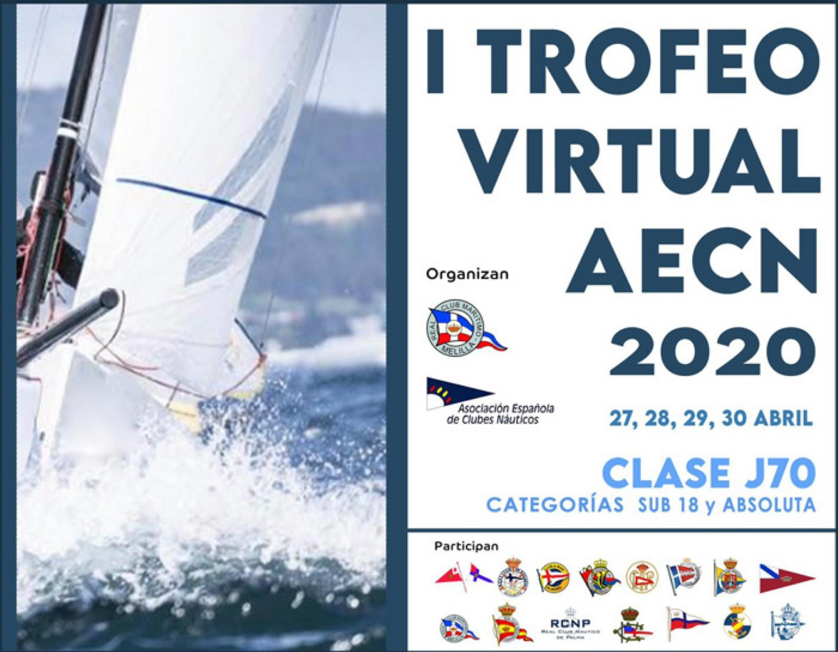 Plata y bronce para el RCNP en el I Trofeo Virtual
