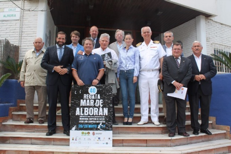 Presentada la XL Regata Mar de Alborán