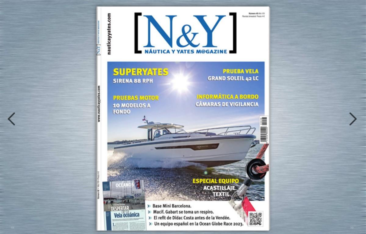 Puedes leer online el número 48 de Náutica & Yates