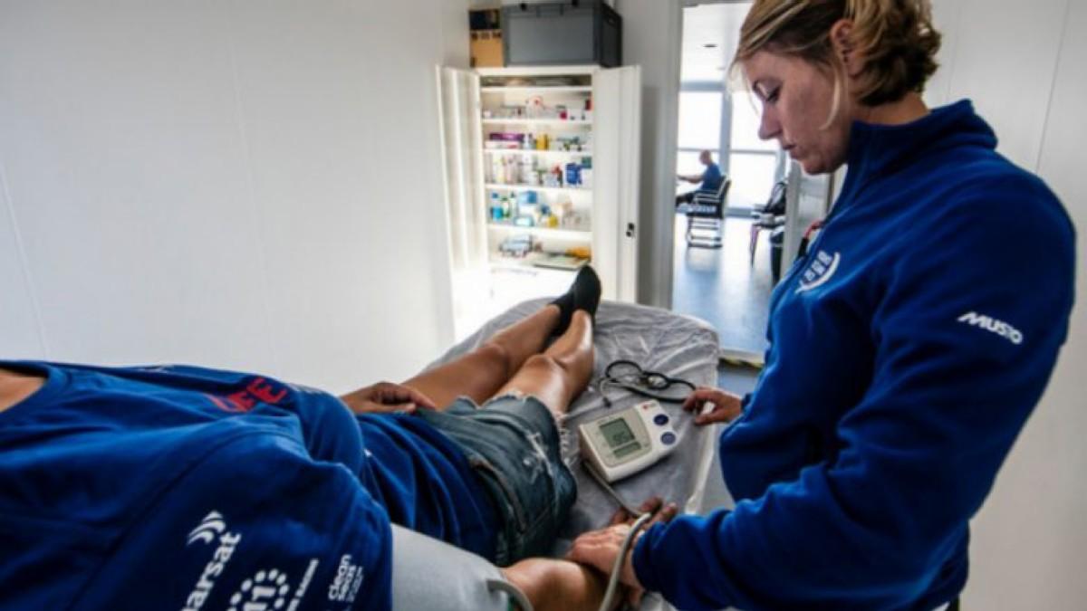 Quirónprevención se enrola en la Volvo Ocean Race