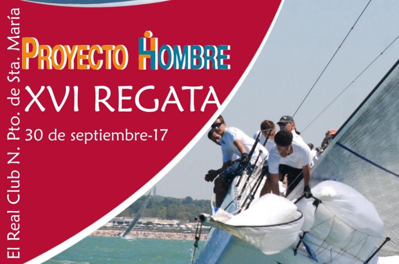 Regresa a  Cádiz la Regata ONG Proyecto Hombre
