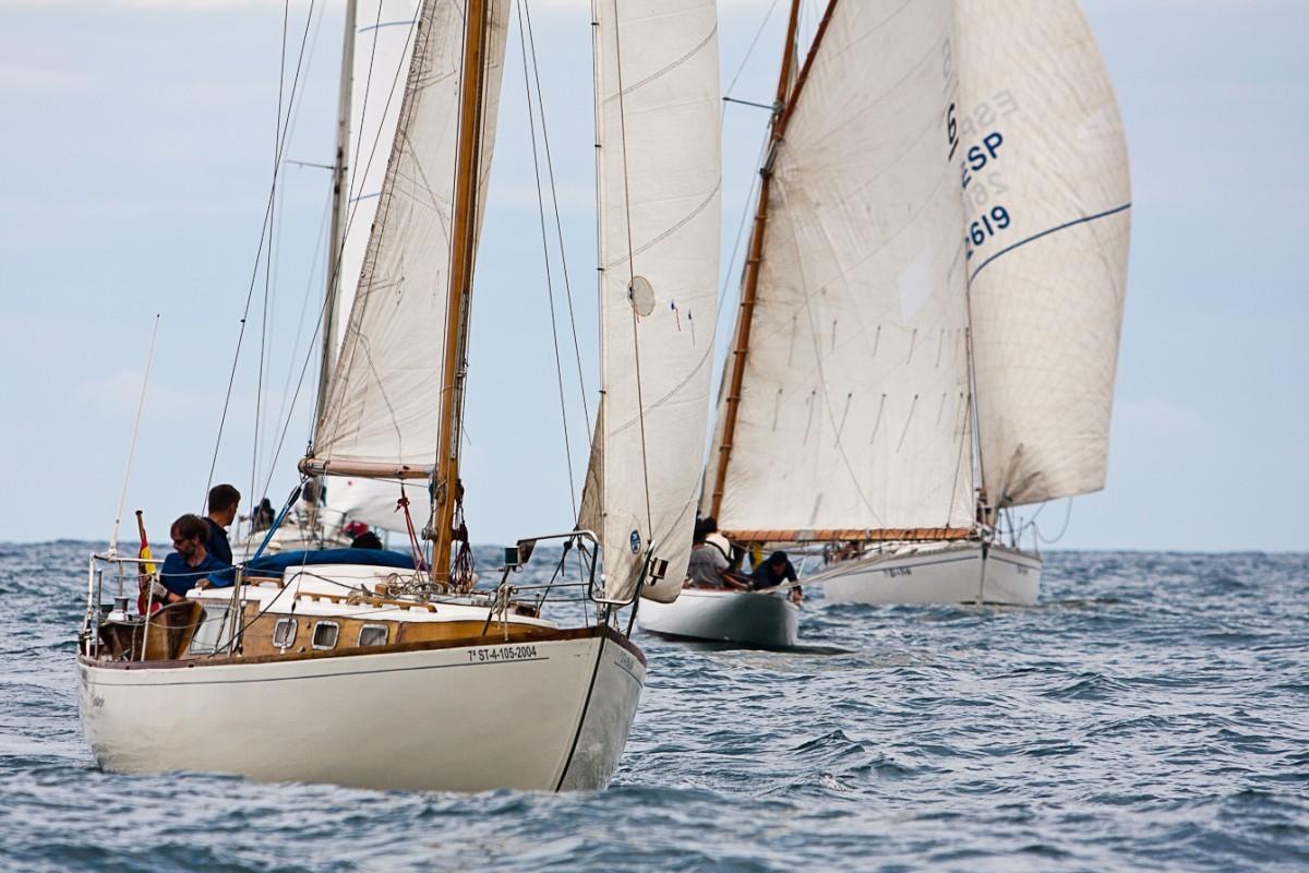 Retorna al Abra la Copa Gitana de barcos clásicos y de época