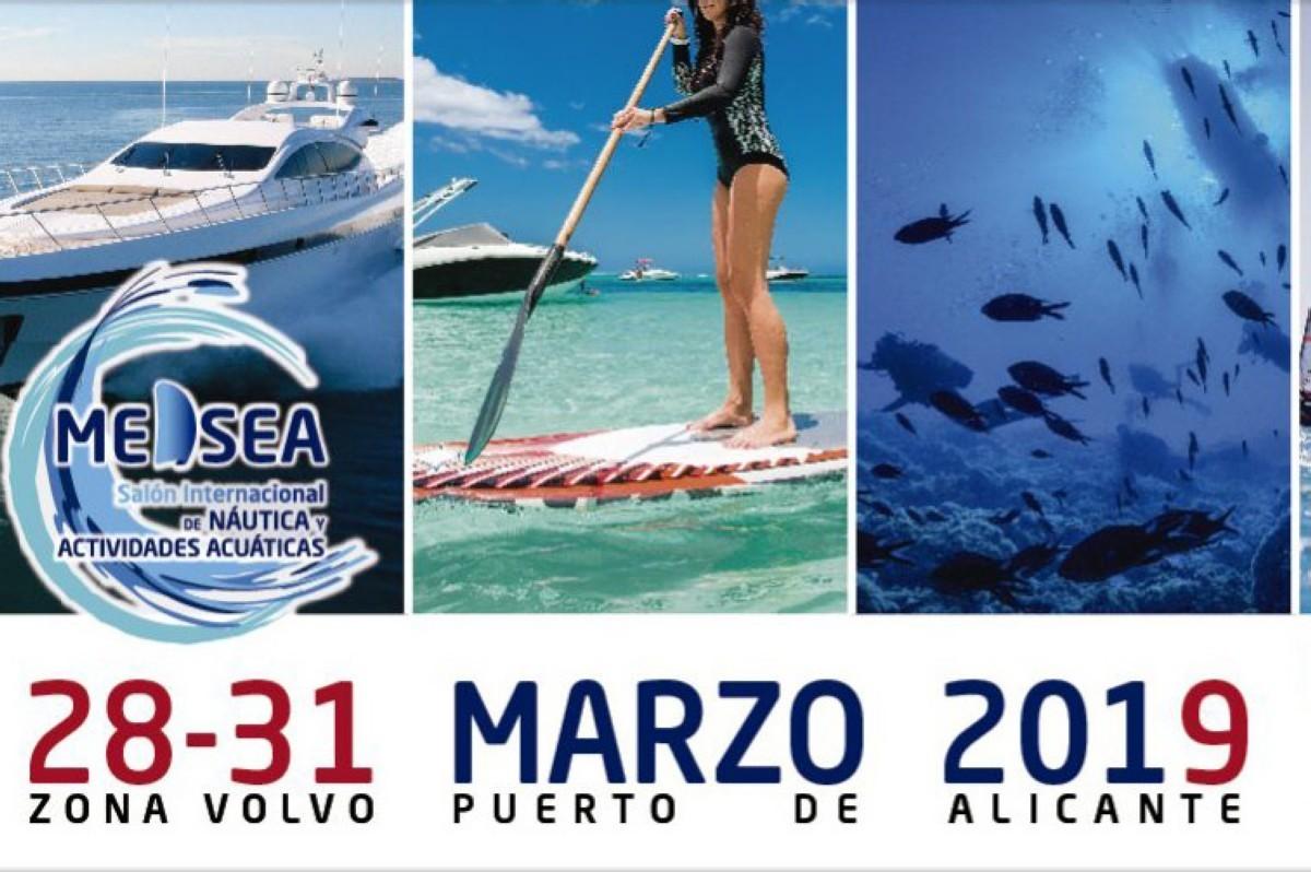Salón Internacional de Náutica y Actividades Acuáticas en Alicante