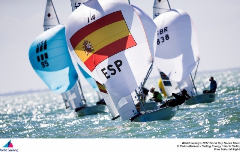 Santander celebrará la final de la Sailing World Cup en junio