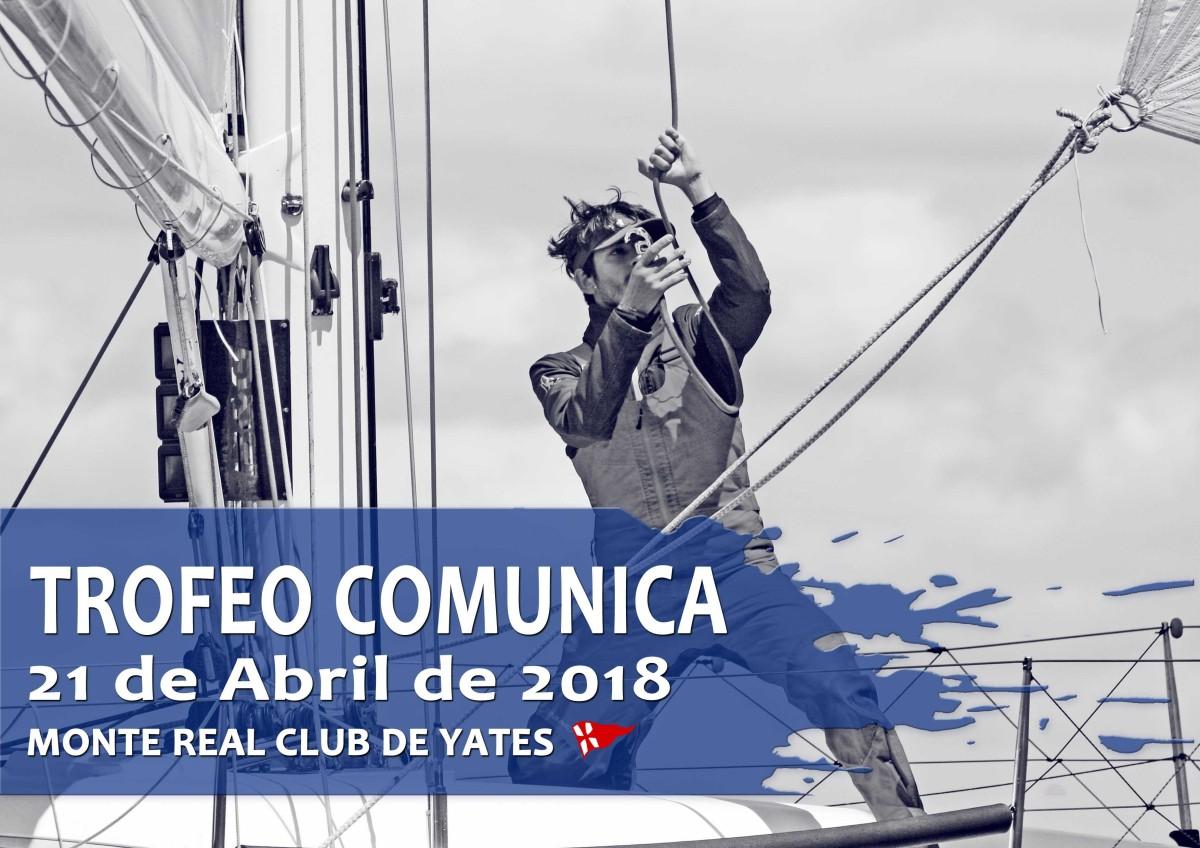 Sanxenxo, Vigo y Baiona unidas por el Trofeo Comunica