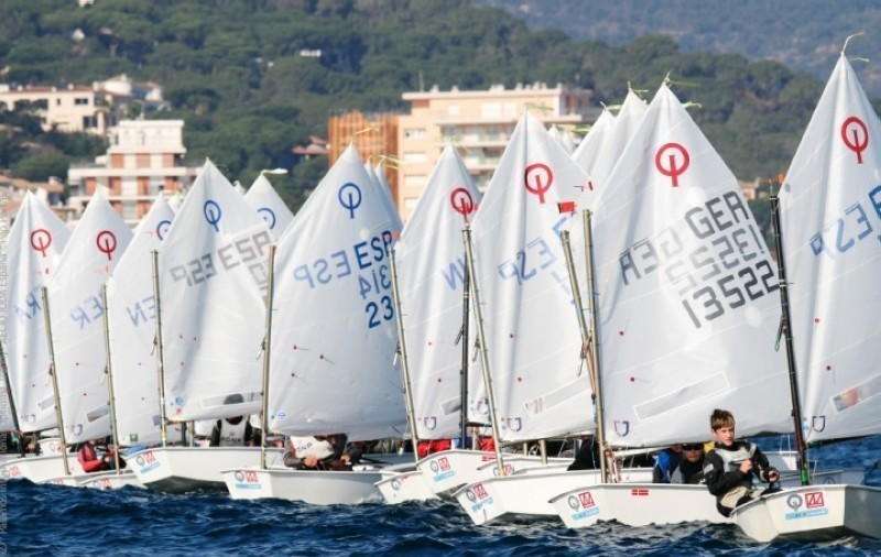 Sedes del Optimist Excellence Cup 2017-2018