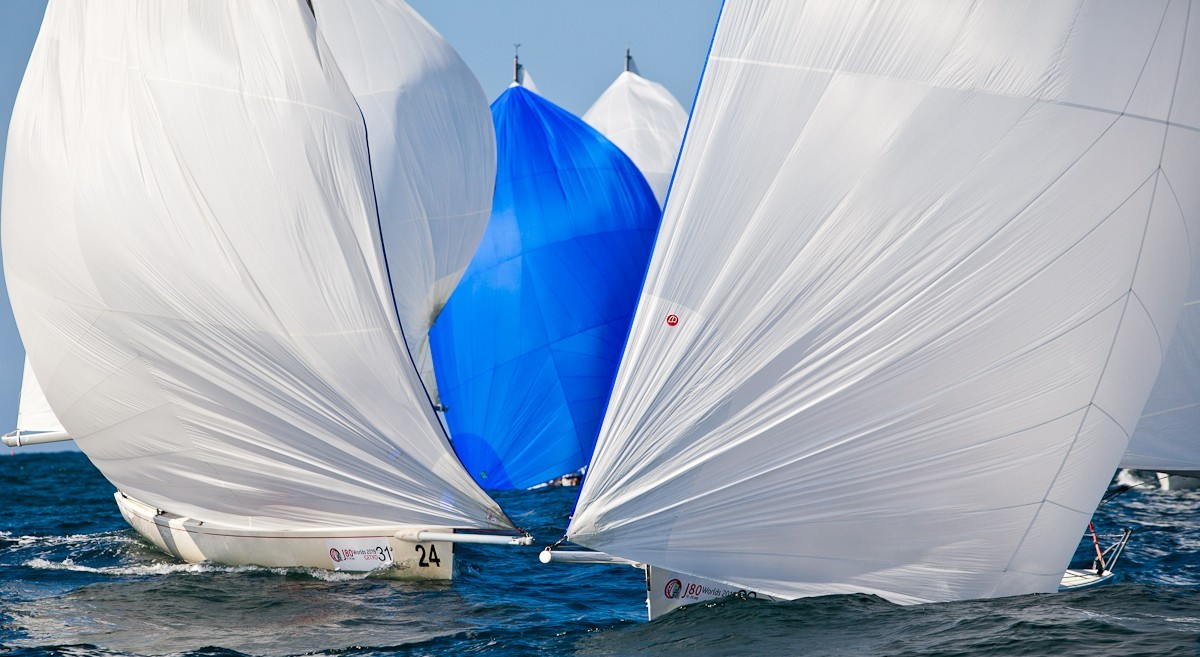 Segunda jornada del I Trofeo Social para barcos de la clase J80