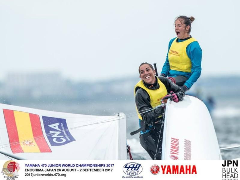 Silvia Mas y Paula Barceló, campeonas juveniles del mundo