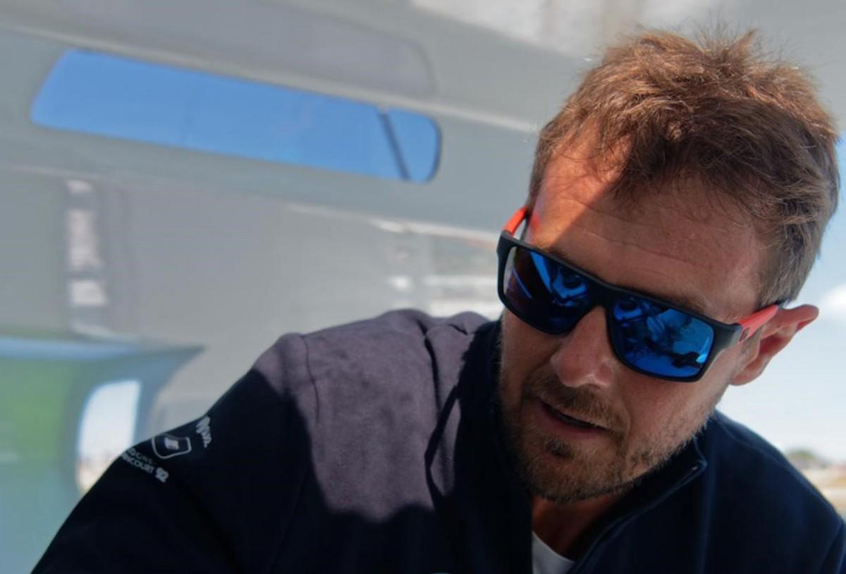 Stéphane Le Diraison ha elegido las Brecken Floatable de Bollé