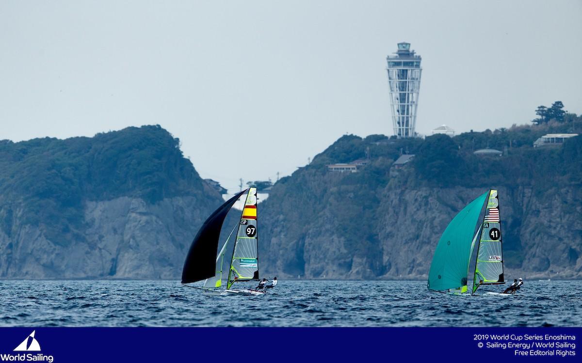 Tercera jornada de la World Cup Series Enoshima