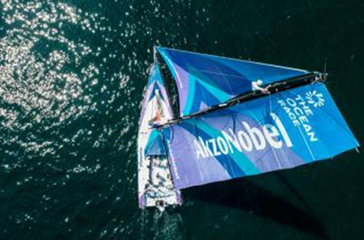 The Ocean Race designa a North Sails como proveedor oficial de velas