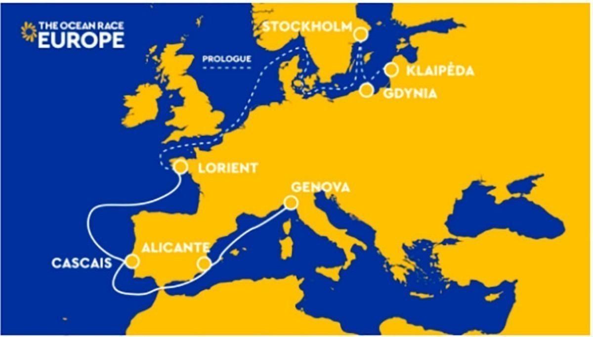 Cómo seguir The Ocean Race Europe