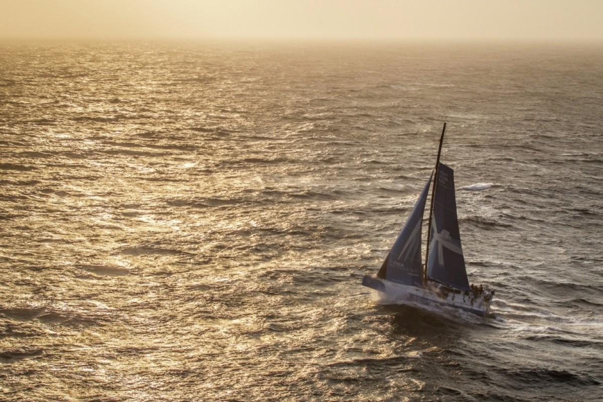 The Ocean Race pide actuar para una mayor protección de los mares