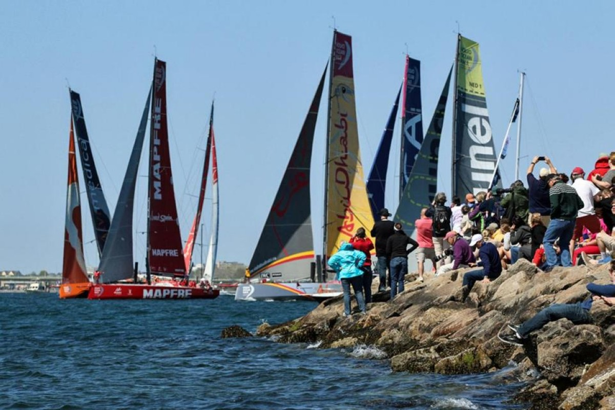 The Ocean Race se estrena desde Alicante
