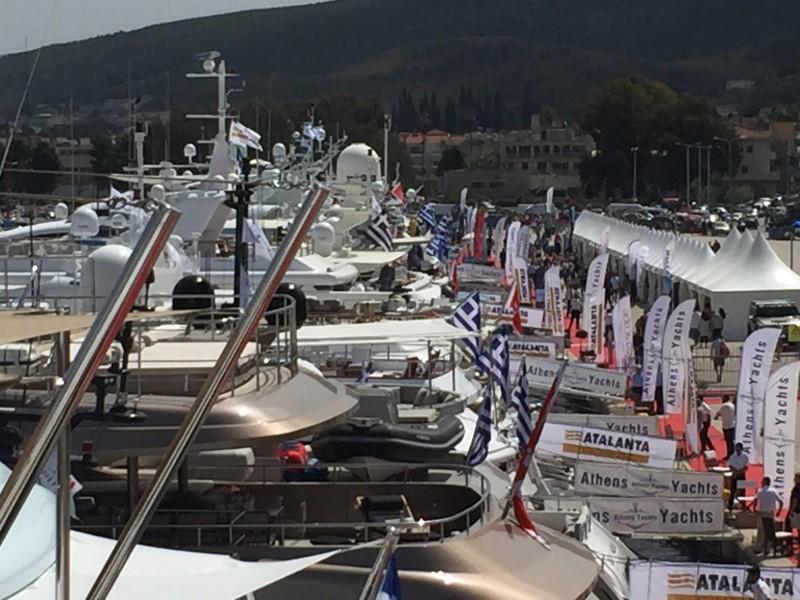 Top Sailing Charter, en el Mediterranean Yacht Show 2017