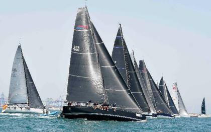 El XXII Trofeo SM La Reina con casi 60 barcos
