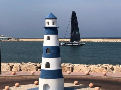 Alex Pella, descubrir la náutica fuera de temporada