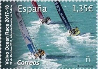 Alicante tiene su sello de la Vuelta al Mundo