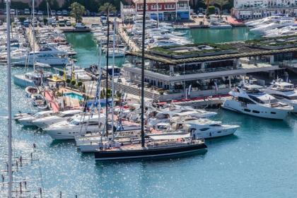 ANADE mantiene la actividad en sus instalaciones náuticas
