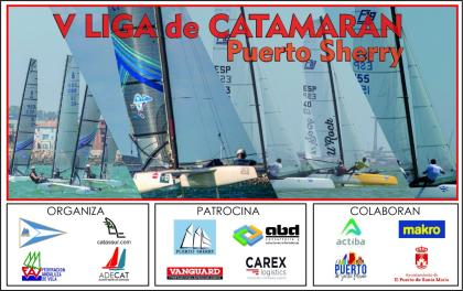 Arranca la V Liga de Catamarán de Puerto Sherry