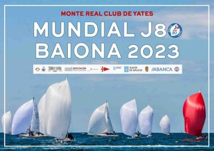 Baiona será sede del Mundial J80 de vela en 2023