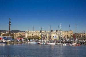 Barcelona, doble protagonista oceánica
