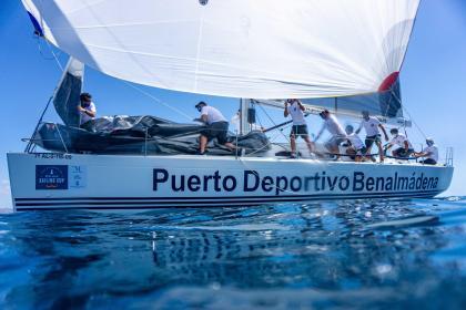 Broche final a la Málaga Sailing Cup 2020