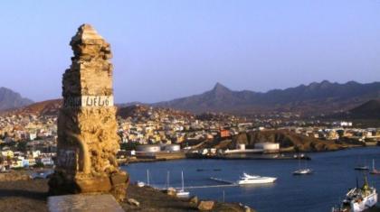 Cabo Verde parada de The Ocean Race 2022-23