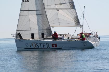 Campeonato de Andalucía de Crucero A Dos llega a su fin