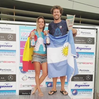 Campeonato del Mundo de Fórmula Windsurfing con Foil