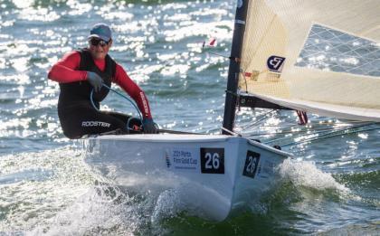 España consigue la plaza olímpica para la clase Finn