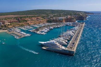 Casi 100 banderas azules para los puertos deportivos y turísticos