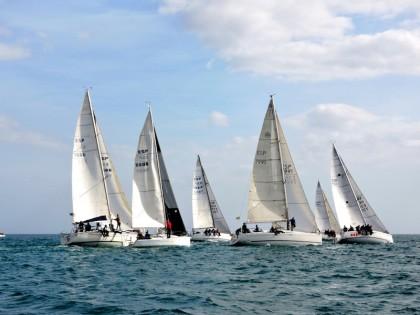 Celebrado el Campeonato de Andalucía de Crucero en Fuenguirola