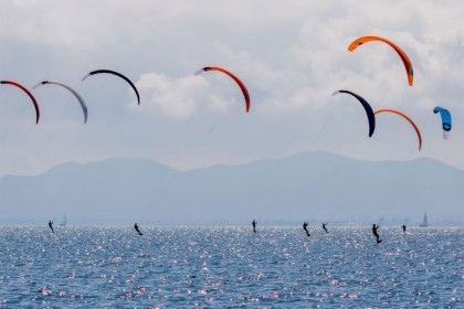 Celebrado el I Open Kitefoil FVRM Terramovil-Terra Fecundis