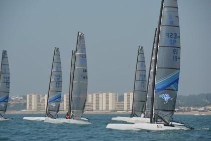 Celebrado el II Trofeo Puerto Sherry de Catamarán Clase A
