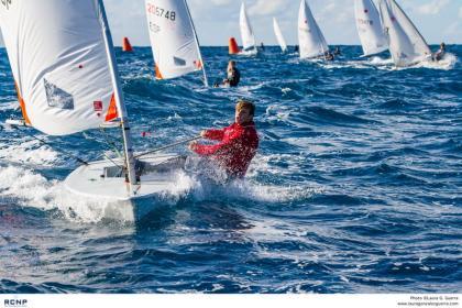 Celebrado el Trofeo Illes Balears de ILCA 4 en el RCN