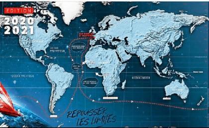 Como seguir la 2020-2021 Vendée Globe