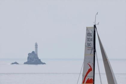 Dongfeng Race Team lidera la flota de la Volvo Ocean Race
