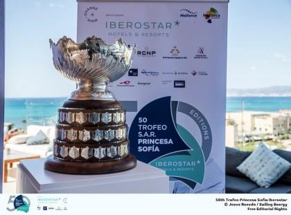 El 50º Trofeo Princesa Sofía Iberostar con cifras de récord